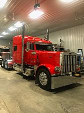 Buy 2003 Peterbilt 379 EXHD Semi Tractor For Sale in Brookfield, Missouri 64628