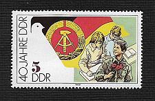 Buy German DDR MNH Scott #2776 Catalog Value $.25