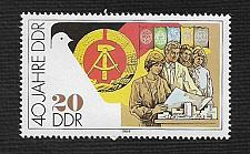 Buy German DDR MNH Scott #2778 Catalog Value $.30