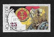 Buy German DDR Used Scott #2779 Catalog Value $.30