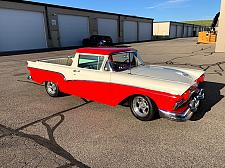 Buy 1957 Ford Ranchero For Sale In Wayzata, Minnesota 55391