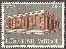 Buy [VC0470] Vatican City: Sc. no. 470 (1969) used