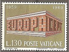 Buy [VC0472] Vatican City: Sc. no. 472 (1969) used