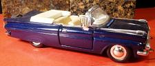Buy SUNNYSIDE CHEVROLET IMPALA 1959 BLUE IN COLOR Doors & Hood open SS5721 Beautiful Car!