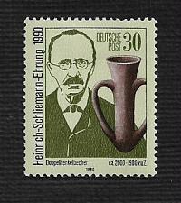 Buy German DDR Hinged Scott #2847 Catalog Value $.30