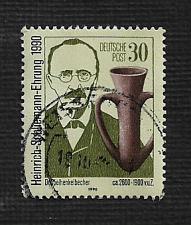 Buy German DDR Used Scott #2847 Catalog Value $.35