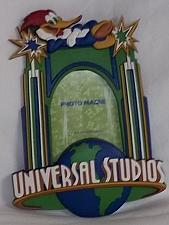 Buy Universal Studio Woody Woodpecker photo magnet