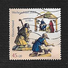 Buy German Used Scott #B928 Catalog Value $1.75