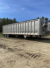 Buy (2) 2014 East 48FT Walking Floor Trailer For Sale in Fremont, New Hampshire 03044