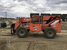 Buy 2007 JLG Sky Trak 8042 Telehandler For Sale in Warman, Saskatchewan Canada S7L6J9