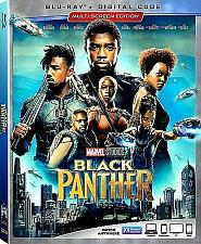 Buy BLACK PANTHER BLU-RAY + DIGITAL CODE