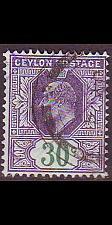 Buy CEYLON SRI LANKA [1904] MiNr 0156 ( O/used )