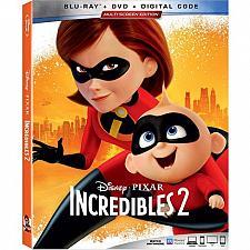 Buy incredibles 2 blu-ray + dvd + digital code