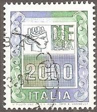 Buy [IT1292] Italy Sc. no. 1292 (1977-1978) Used