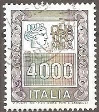 Buy [IT1294] Italy Sc. no. 1294 (1977-1978) Used
