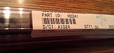 Buy Lots of 50: Fairchild H22A1 Photointerrupter Transmiss Phototransistors FREE Shipping