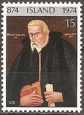 Buy [IC0463] Iceland: Sc. No. 463 (1974) MNH