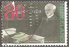 Buy [NE0800] Netherlands: Sc. No. 800 (1991) Used
