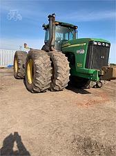 Buy 2005 John Deere 9520 Tractor
