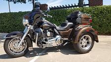Buy 2013 Harley-Davidson Tri Glide Ultra Classic 110th Anniversary Edition