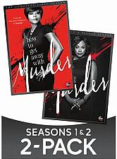 Buy how to get away with murder... 2 pack, seasons 1 & 2