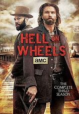 Buy hell on wheels .. the complete 3rd season