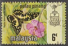 Buy [MAP077] Malaysia (Penang): Sc. No. 77 (1971) Used