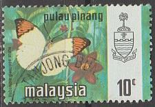 Buy [MAP078] Malaysia (Penang): Sc. No. 78 (1971) Used
