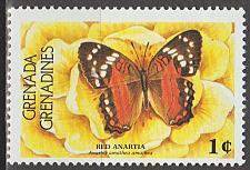 Buy [GG0663] Grenada Grenadines: Sc. No. 663 (1985-86) MNH