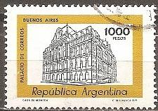 Buy [AR1176] Argentina: Sc. No. 1176 (1977-81) Used