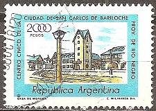 Buy [AR1178] Argentina: Sc. No. 1178 (1977-81) Used