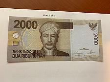 Buy Indonesia 2000 rupiah uncirc. banknotes 2014