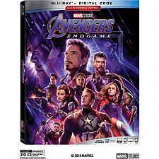 Buy avengers end game .. blu-ray + digital code