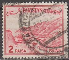 Buy [PK0130] Pakistan: Sc. No. 130 (1961-1963) Used