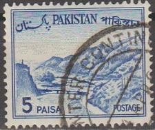 Buy [PK132B] Pakistan: Sc. No. 132b (1963-1970) Used