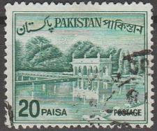 Buy [PK135C] Pakistan: Sc. No. 135C (1970) Used