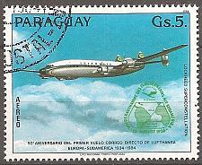 Buy [PRC571] Paraguay: Sc. no. C571 (1984) CTO