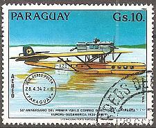 Buy [PRC572] Paraguay: Sc. no. C572 (1984) CTO