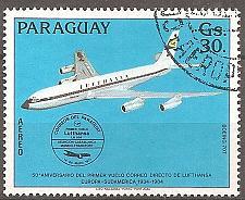 Buy [PRC573] Paraguay: Sc. no. C573 (1984) CTO