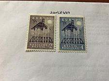 Buy Belgium Europa 1957 mnh stamps