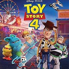 Buy DISNEY TOY STORY 4 BLU-RAY + DVD+ DIGITAL CODE