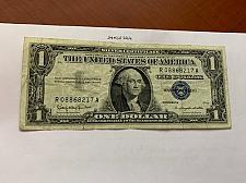 Buy United States Washington circulated blue banknote 1957 #43