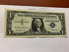 Buy United States Washington circulated blue banknote 1957 #44