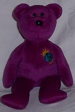 Buy 2 Rare Ty Beanie Baby 'Millenium' Bear 1999 Retired