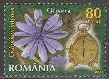 Buy [RO6665] Romania: Stampworld. no. 6665 (2013) Used