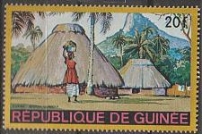 Buy [GN0500] Guinea Sc. no. 500 (1968) MNH