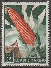 Buy [SM0417] San Marino Sc. no. 417 (1958) MH