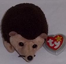 Buy Ty Beanie Baby Retired 1998 'Prickles' The Hedgehog