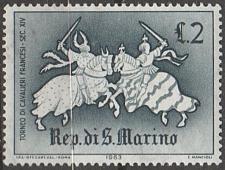 Buy [SM0555] San Marino Sc. no. 555 (1963) MNH