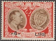 Buy [SM257H] San Marino Sc. no. 257H (1947) MNG